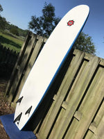 8' Surfboard Weekly Rental