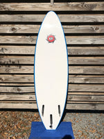 "6'0"" Liquid Shredder EZ-Slider - Yellow"