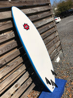 "6'0"" Liquid Shredder EZ-Slider - Blue"