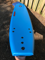 "8'0"" Liquid Shredder EZ-Slider - Blue"