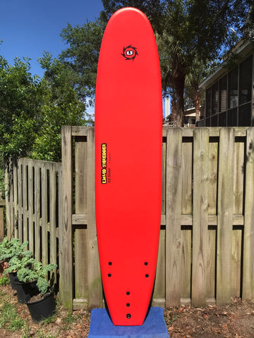 9' Liquid Shredder - Red