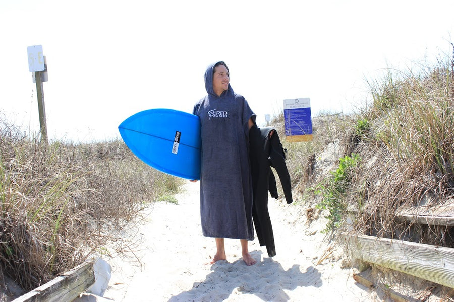 Wetsuit Changing Robe