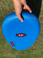 "4'11"" Liquid Shredder Black Ball Beater - Blue"