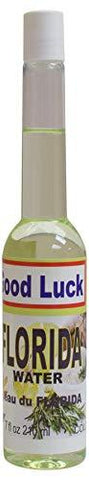 Good Luck Florida Water Cologne Fragrance Bottle 7 oz (210 ml)