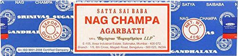 Nag Champa Satya Sai Baba Incense in The Medium Box of 40 Grams