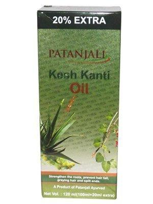PATANJALI Kesh Kanti Oil (120 ml) - wallets for men's at mens wallet
