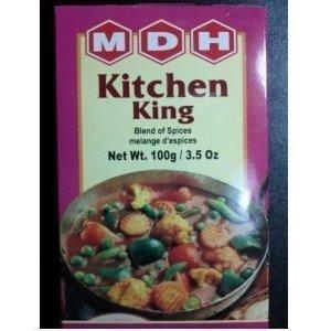 MDH kitchen king blend of spices (3.5 oz) (Pack of 3)