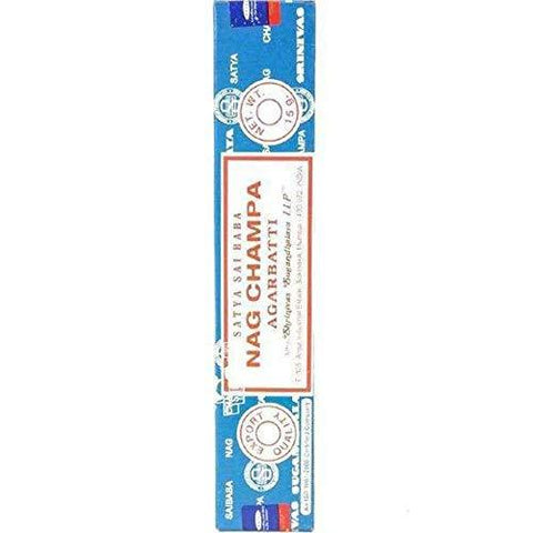 Incense Nagchampa 15g (single Pack)