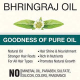 RVAP Mahabhringraj Oil 500ml | Pure indian MaKa's Ayurvedic Oil for Hair care | Enriched with various Indian herbs and ingredients (17 fl oz) - wallets for men's at mens wallet