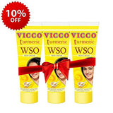 Vicco Turmeric WSO Skin Cream-60g(Pack of 3)