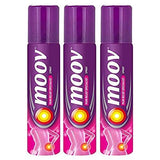 Moov Spray - 80 grms (Pack of 3)