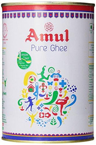 Amul Pure Ghee Clarified Butter, 1L (905g) - wallets for men's at mens wallet