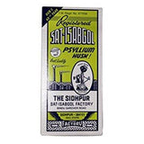 Sat-Isabgol (Psyllium Husk)Natural Laxative - Great Remedy For Constipation, Diarrhoea & Weight Loss-200G