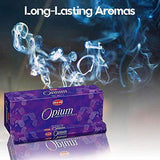 HEM Opium 100 Incense Sticks (5 x 20 stick packs)