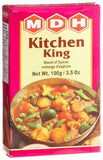 MDH Kitchen King (Blend of Spices), 3.5-Ounce Boxes (Pack of 10)