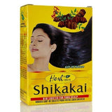 Shikakai Powder 3.5oz (100g) - Hesh Pharma (Pack of 4)