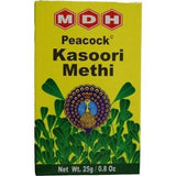 MDH Peacock Kasoori Methi 0.8 Oz