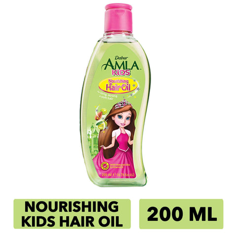Dabur Amla Kids Hair Oil 200 ml - wallets for men's at mens wallet