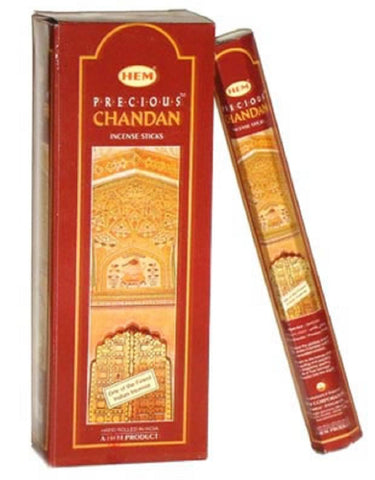 Hem Incense Stick (20 Stick)-6 Box (Chandan)