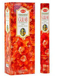 Hem Incense Stick (20 Stick)-6 Box (Gulab) (Rose)