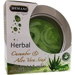 Hemani Herabal Cucumber And Aloe Vera Soap (100Grm)