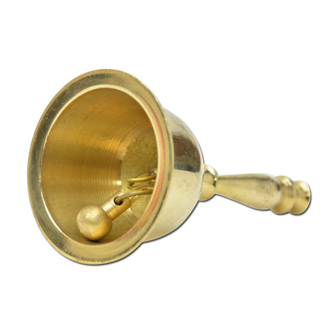 Hindu Pooja Brass Bell, Religious Ghanti Chime