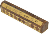 Elegant Wooden Handcrafted Agarbatti / Incense Case