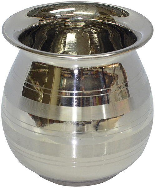 Stainless Steel  Lota (kalash)