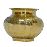 Brass Lota Drink ware / Pooja Utensils/Kalash