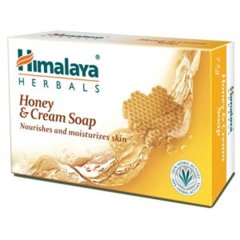 Himalaya Herbals Honey AndCream  Soap (125Grm)