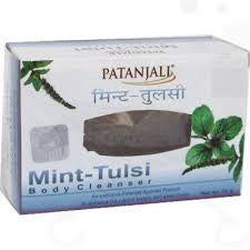 Patanjali Mint-Tulsi Body Cleanser_75Grm