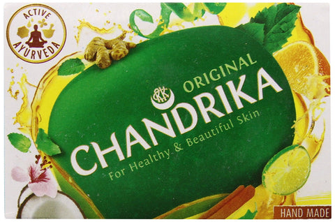 Chandrika Soap_ (70Grm)