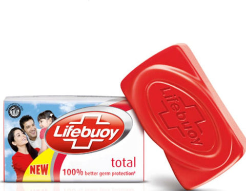Lifebuoy Total Soap Bar 115 gram