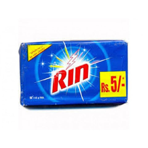 Rin Detergent Bar, 90 gm