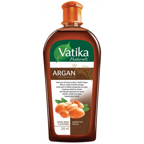 Dabur Vatika ARGAN Enriched Hair Oil (200ML)