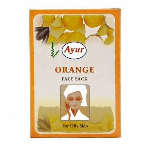 Ayur Orange Face Pack (100grm)