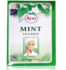 Ayur Mint Face Pack (100grm)