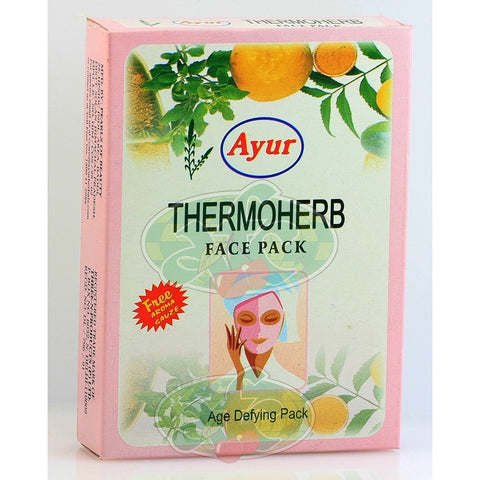 Ayur Thermoherb Age Defying Face Pack (100grm)