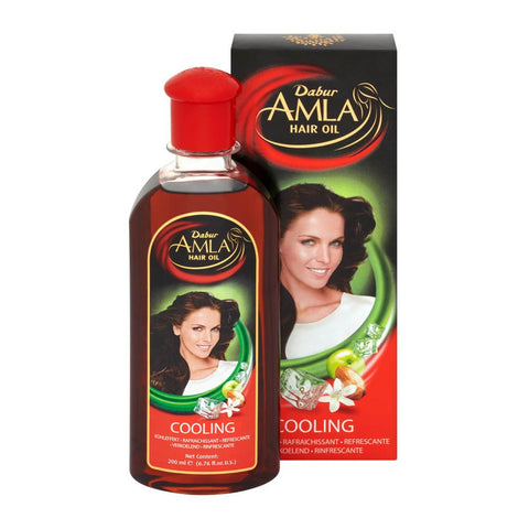 Dabur Amla Hair Oil (Cooling)_200ml