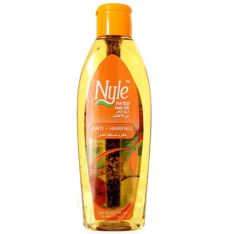 Nyle Herbal Hair Oil (Anti-Hair fall)-300ml