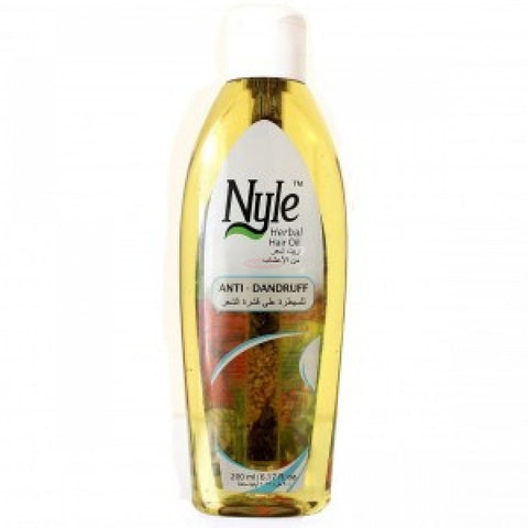 Nyle Herbal Hair Oil (Anti-Dandruffl)-300ml
