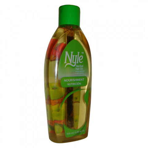 Nyle Herbal Hair Oil (Nourishmentl)-300ml