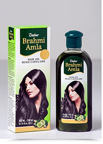 Dabur Brahmi Amla Hair Oil- 200ml