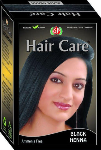 GP Hair Care Henna (Black) (Brown) (Burgundy)- 60grm