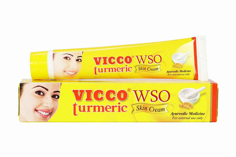 Vicco Turmeric Skin Cream (Without Sandalwood Oil)