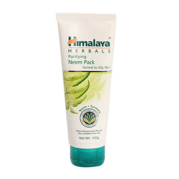 Himalaya Herbal Purifying Neem Pack- 100g