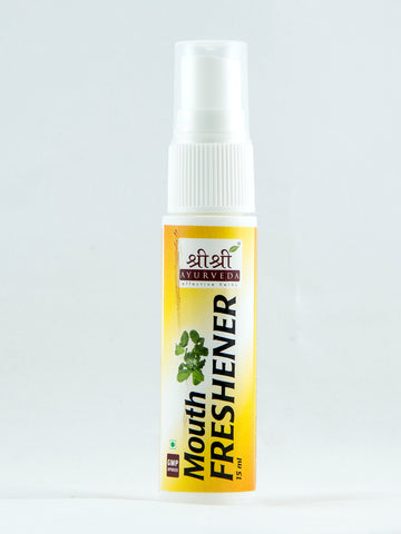 Sri Sri Ayurveda Mouth Freshener- 15ml