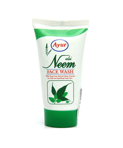 Ayur Neem Face Wash- 50ml