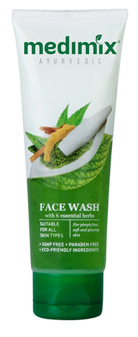 Medimix Ayurvedic Face Wash- 100ml