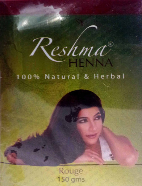Reshma Hearbal Henna (Rouge)- 150grm